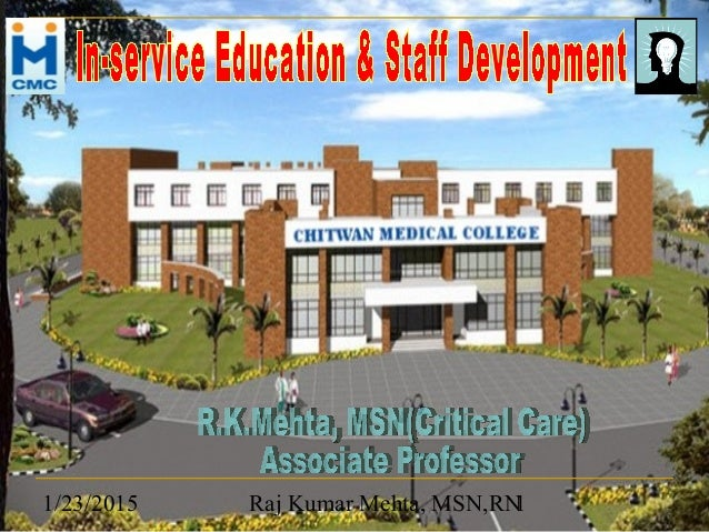 1/23/2015 Raj Kumar Mehta, MSN,RN1