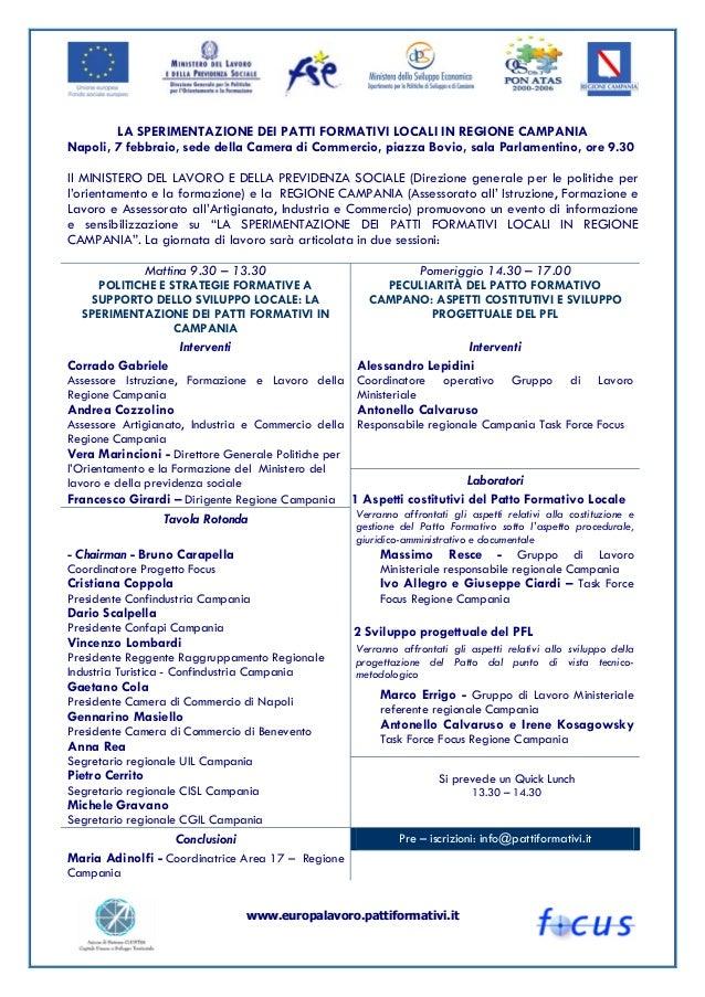 wwwwww..eeuurrooppaallaavvoorroo..ppaattttiiffoorrmmaattiivvii..iittLA SPERIMENTAZIONE DEI PATTI FORMATIVI LOCALI IN REGIO...