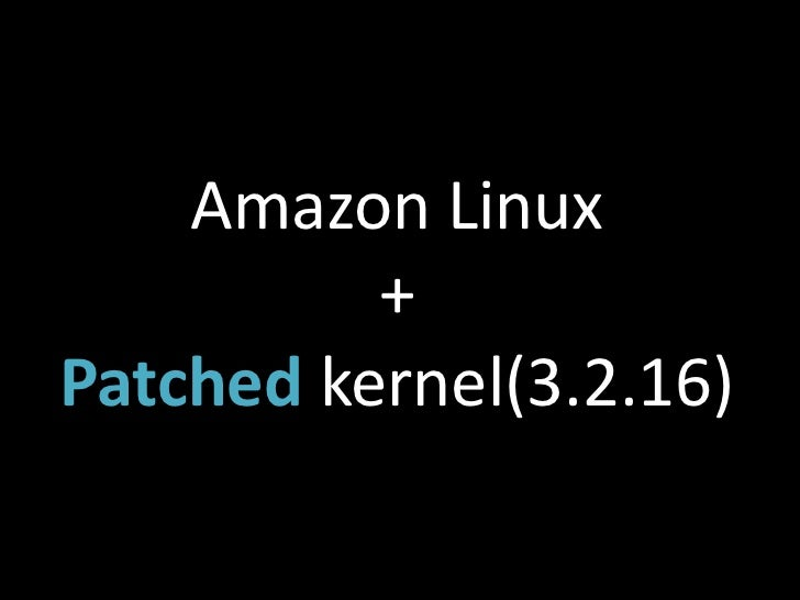original kernel patches  to restrict tcp port bind and fork bomb