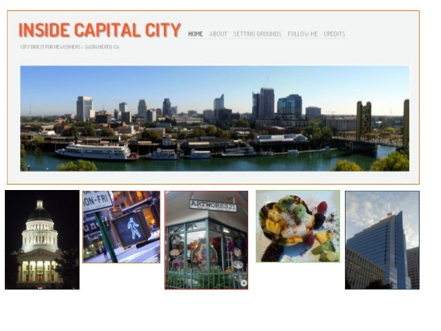 Inside capital  city presentation