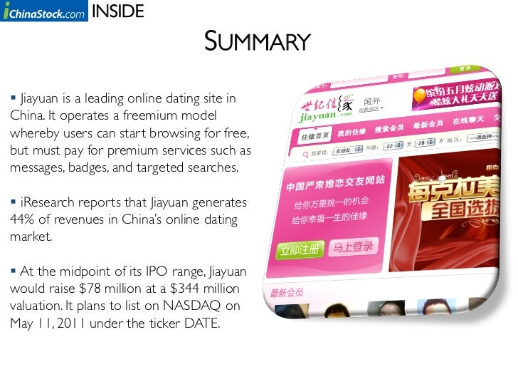 Jiayuan online dating falske dating profiler match.com