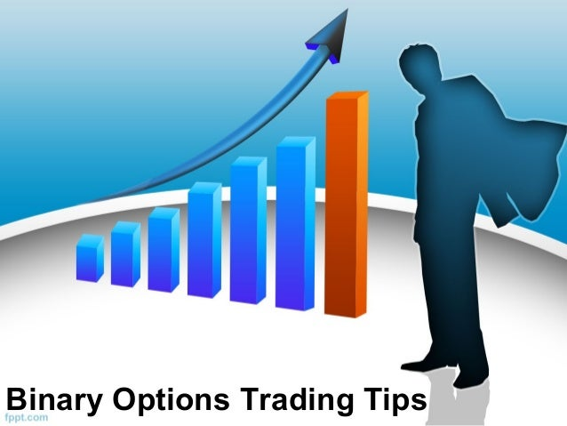 Trading options tips