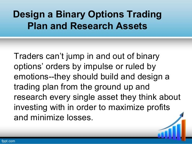 Binary options fund