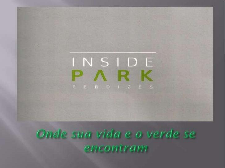 Inside Park Perdizes