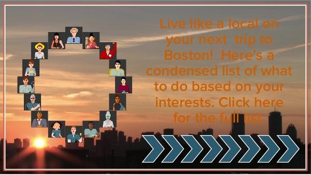 The Insider's Guide to Boston Slide 2