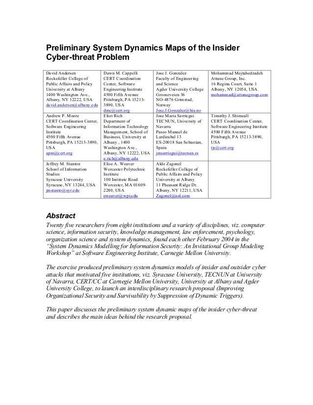 Insider threatsystemdynamics 2
