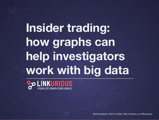 how to detect insider trading