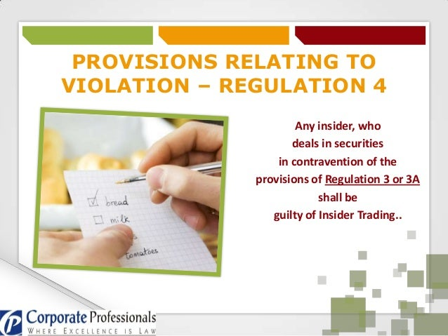 an analysis of insider trading Insider trading and the disclosure of inside information after geltl v daimler—a  comparative analysis of the ecj decision in the geltl v daimler.
