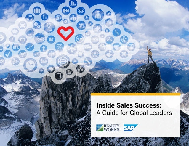 Inside Sales Success:A Guide for Global Leaders