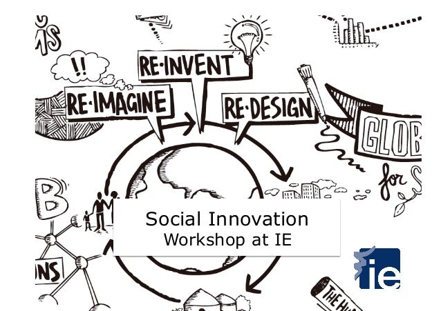 Social Innovation Workshop at IE