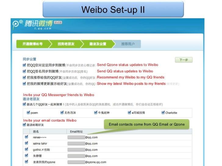 Inside Tencent Weibo (0700 HK) - by iChinaStock