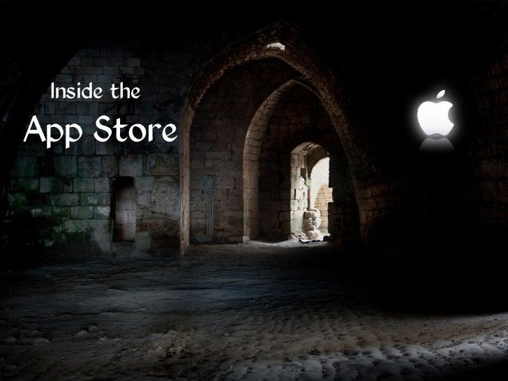 Inside theApp Store