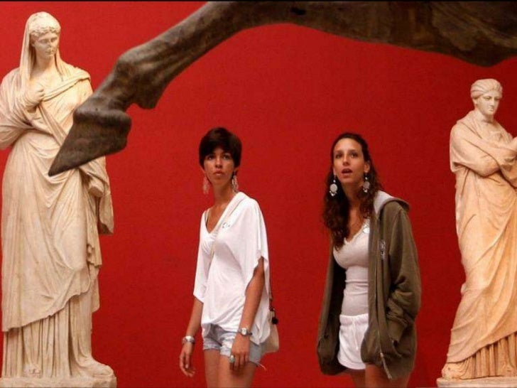 Inside the Sculpture Museums and Galleries Slide 3