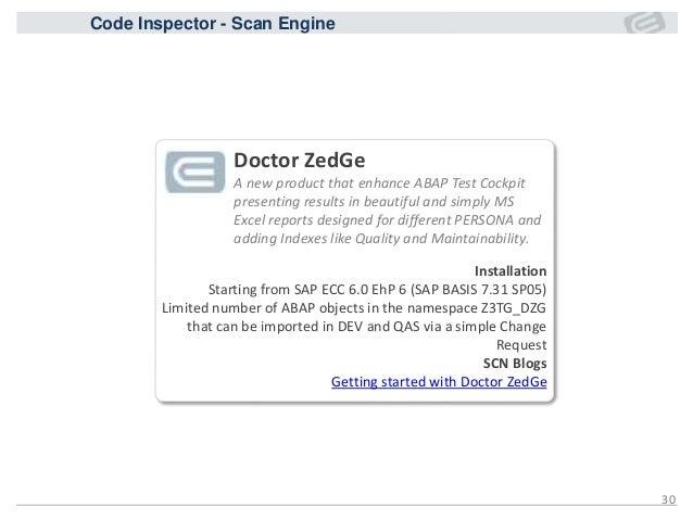 Doctor ZedGe @InsideTrack Rome #sitROME