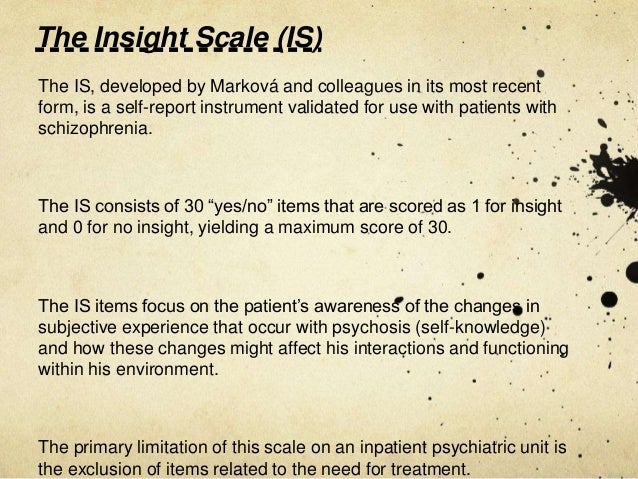 schizophrenia test and early psychosis indicator step pdf