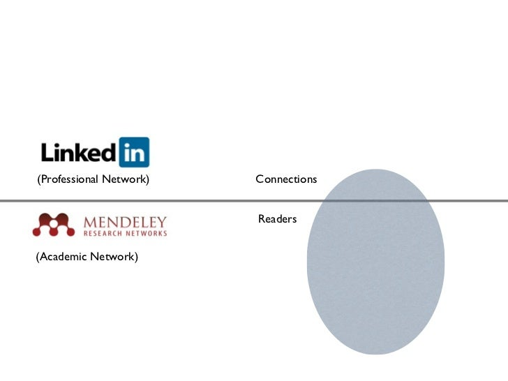 ConnectionsReaders              Not on LinkedIn