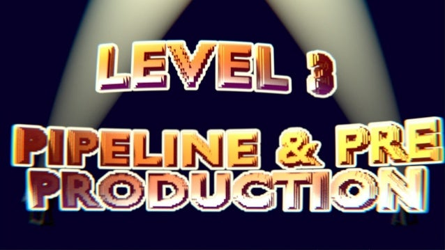 production pipeline fundamentals for film and games pdf