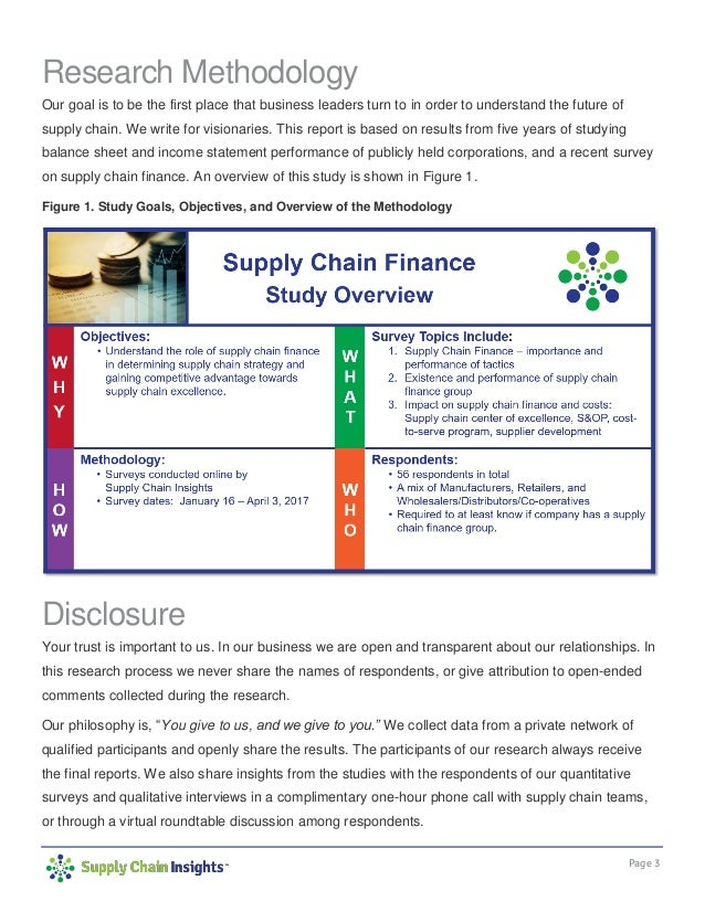 Insights on Supply Chain Finance - 25  APR 2017 - report Slide 3