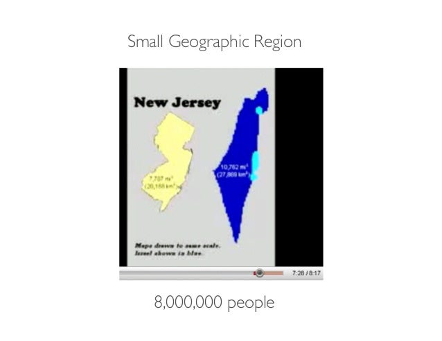 Small Geographic Region 8,000,000 people