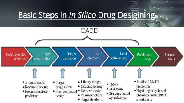 In Silico Drug Desigining