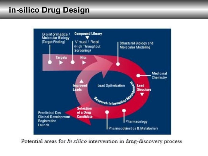 in silico drug design an intro