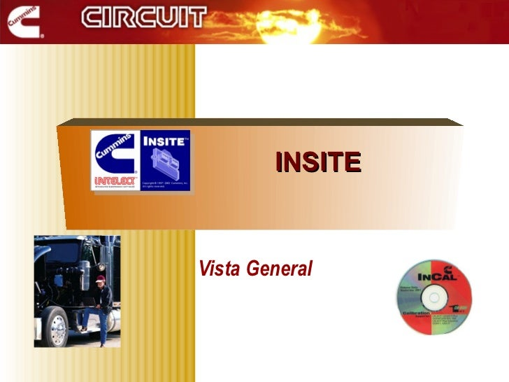 INSITE  Vista General