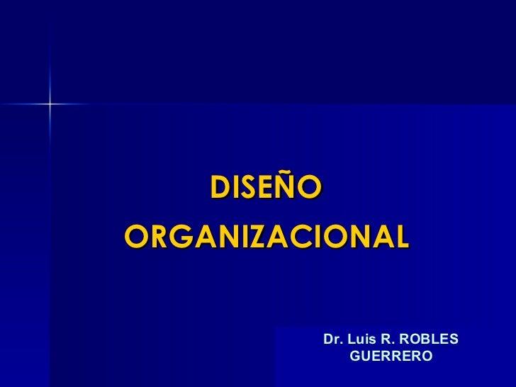 Estructura y Diseño Organizacional Slide 2