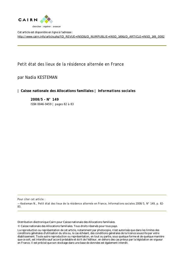 Cet article est disponible en ligne à l'adresse : http://www.cairn.info/article.php?ID_REVUE=INSO&ID_NUMPUBLIE=INSO_149&ID...