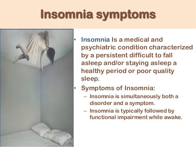 10 Causes of Insomnia
