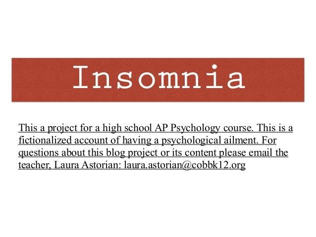 higher psychology coursework