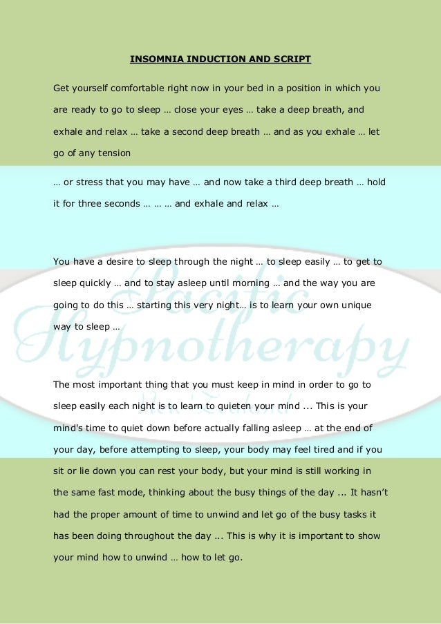 Hypnosis script deep throat