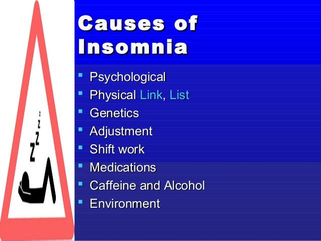 can lorazepam cause insomnia