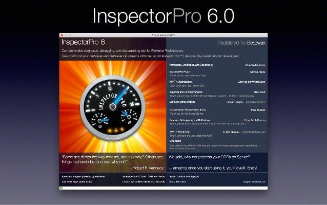 InspectorPro 6.0