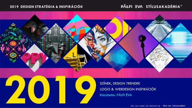 2019 DESIGN STRAT�GIA & INSPIR�CI�K