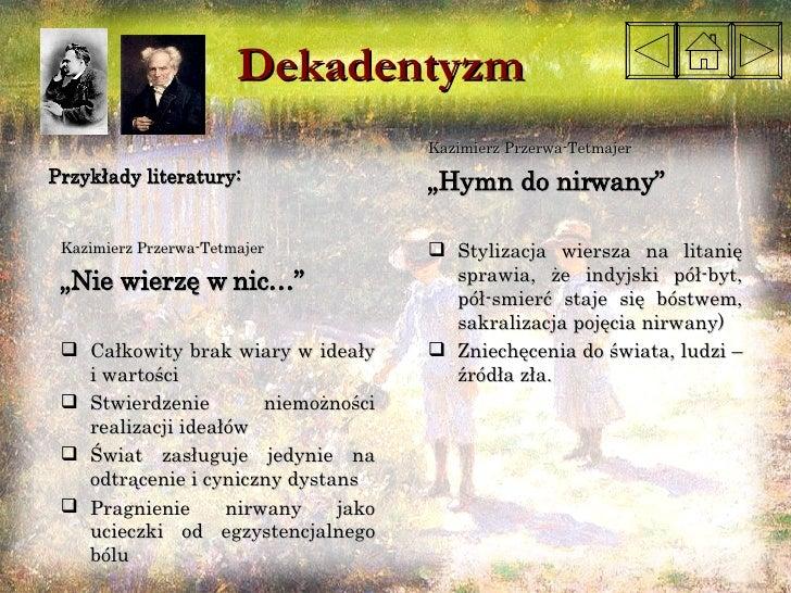 Inspiracje Filozoficzne Młodej Polski