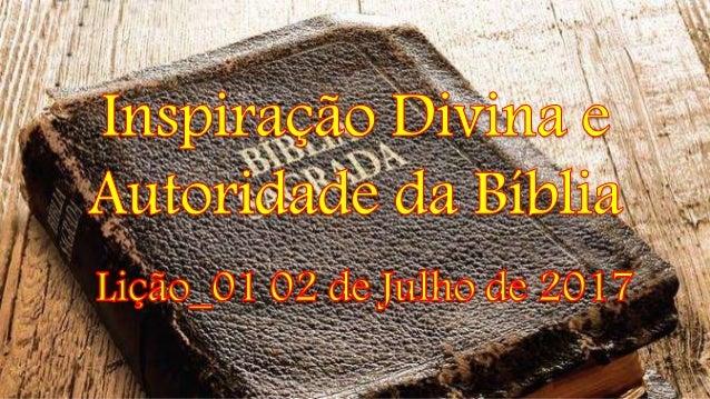 2 Pedro 1.20-21 Antes de mais nada, saibam que nenhuma profecia da Escritura provém de interpretação pessoal, 21 pois jama...