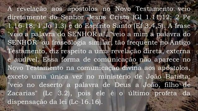 AS ESCRITURAS DEVEM SER Examinadas: Jo 5.39. Vocês estudam cuidadosamente as Escrituras, porque pensam que nelas vocês têm...
