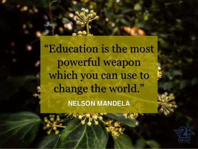 educational quotes that will inspire you to learn