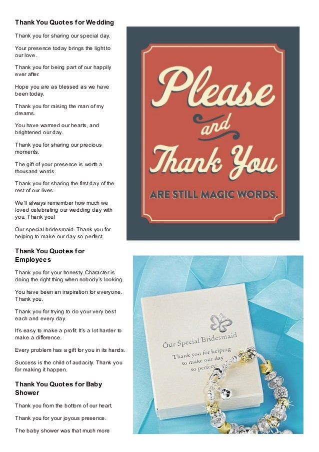 Thank You Quotes: The Ultimate Collection for Every Occasion