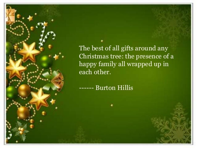 Inspirational yet funny – christmas quotes!