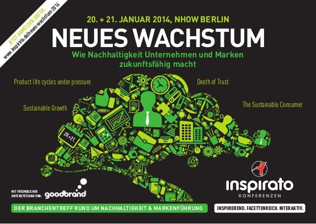 ww w. Je ins tz pir t a ato nm .de el /ne de ue n u s-w n ac ter hs : tum -20 14  20. + 21. JANUAR 2014, Nhow Berlin  NEUE...