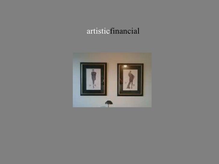 artistic financial