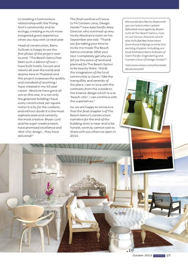 INSPIRED Magazine Vol 02 Issue 03