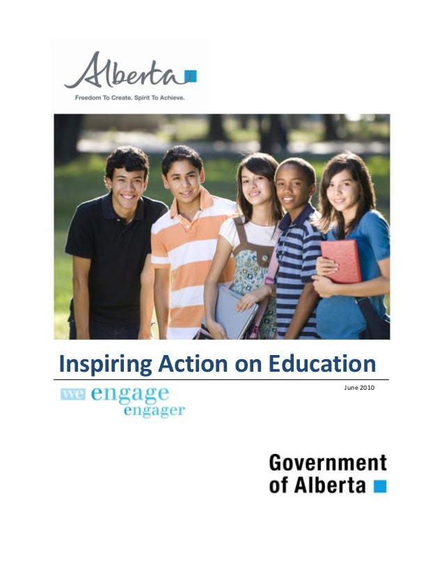 Inspiring Action on Education June 2010