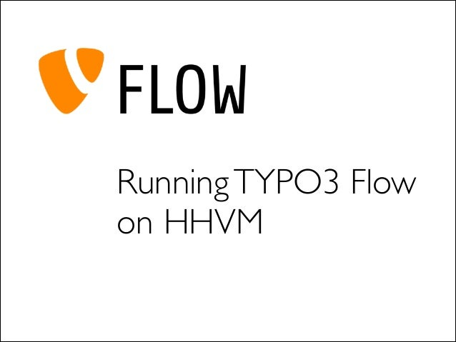 inspiringcon14  elephpants on speed  running typo3 flow on hiphop vm