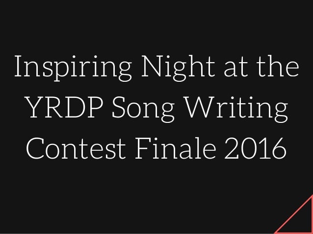Celtic Song Writing Contest