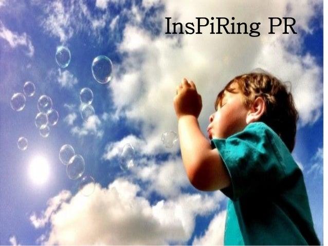 InsPiRing PR