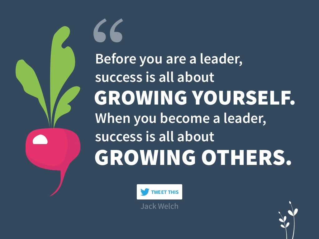 Inspirational Quotes From Leaders: GROWING YOURSELF. GROWING OTHERS. Before