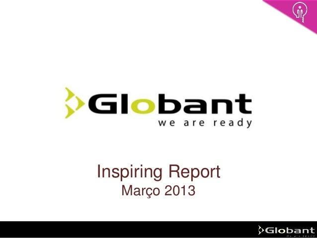 Inspiring Report   Março 2013