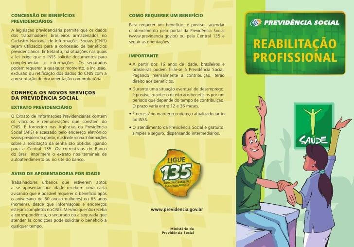 CONCESSÃO DE BENEFÍCIOS                               COMO REQUERER UM BENEFÍCIOPREVIDENCIÁRIOS                           ...